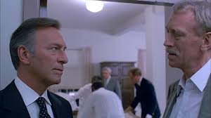 With Christopher Plummer