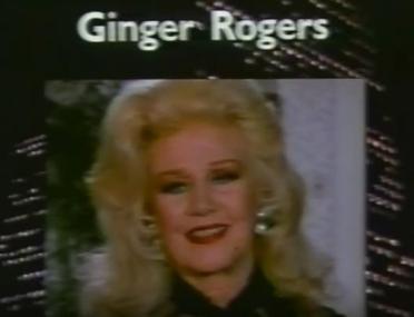 Ginger in Glitter